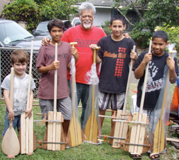 puakea student paddle makers