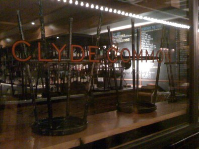 Clyde Common at closing