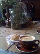 Coffee at Stumptown at the Ace Hotel