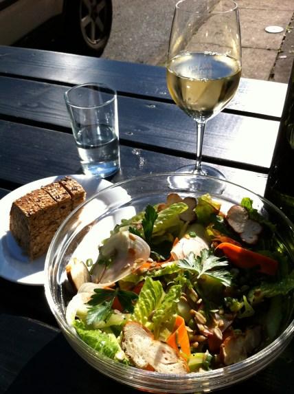 The Gruner Salad