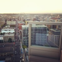 The Pearl in downtown Portland