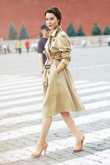 skirted trench