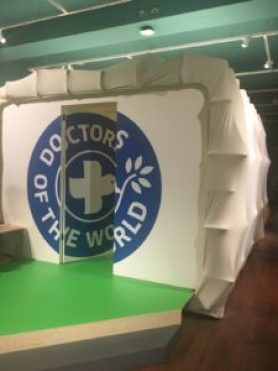 """""""Global Clinic"""" at the Wellcome Collection"""