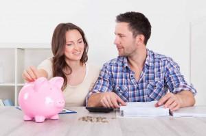 bank-savings-house-couple-save-property-meeting-budget-300x199