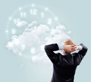 dream clock time business man life motivation happy dream