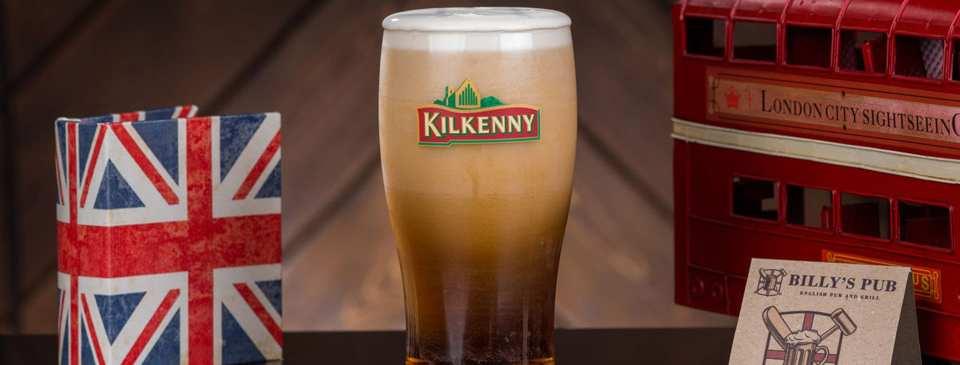 Kilkenny ирландский паб Дублин ресторан Оренбург