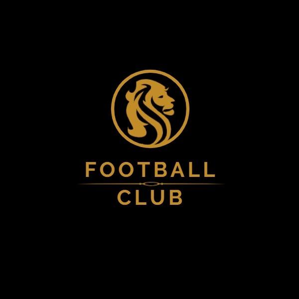 Online Football Club Logo Template Fotor Design Maker
