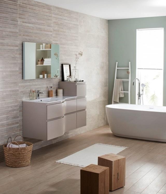 Le Meuble Vasque Un Atout Confort Et Deco Dans La Salle De Bains