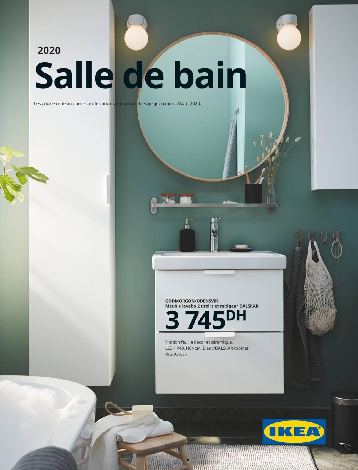 Ikea Maroc Catalogue 2020 Salle De Bain Promotion Au Maroc