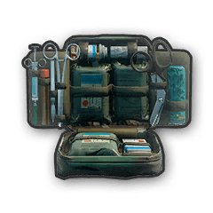 Items And Medical PUBGloot