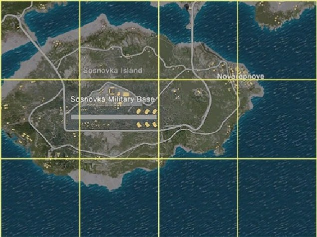 Sosnovka Military Base PLAYERUNKNOWNS BATTLEGROUNDS Wiki