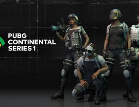 PUBG Continental Series 1 Broadcasting channels, talent and more