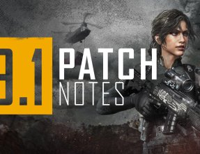Update 9.1 – Now on the Test Server