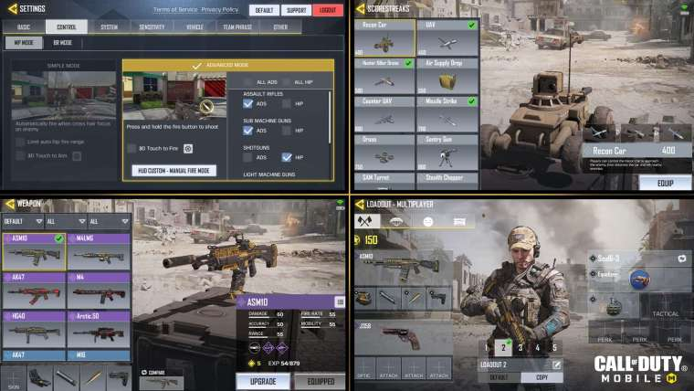 COD Mobile Preview First Look