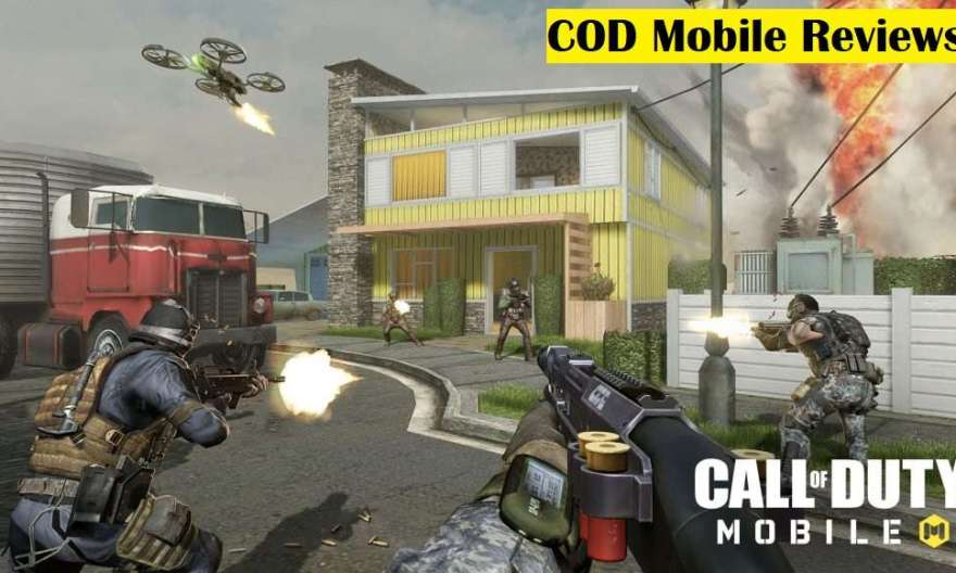 COD Mobile Review