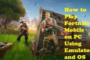 How to Play Fortnite Mobile on PC