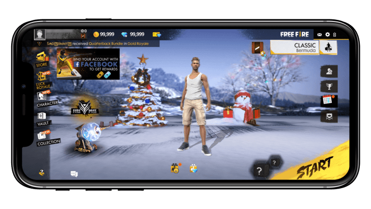 garena free fire mod apk unlimited money and health