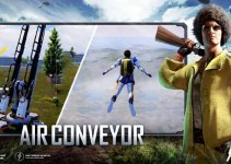 Pubg Mobile Has a New Feature Called Air Conveyor | PUBG Mobile 1.5
