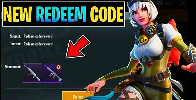 Latest PUBG Mobile redeem code for today (July 26th) to get free rewards