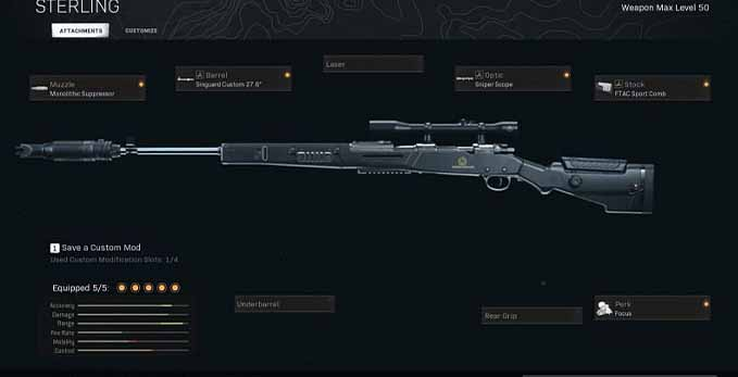 The best Kar98k loadout for Call of Duty: Warzone Season 4 Reloaded