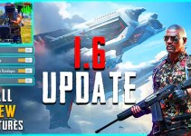 PUBG Mobile Latest 1.6 update: Expected Release Date, Time, Features