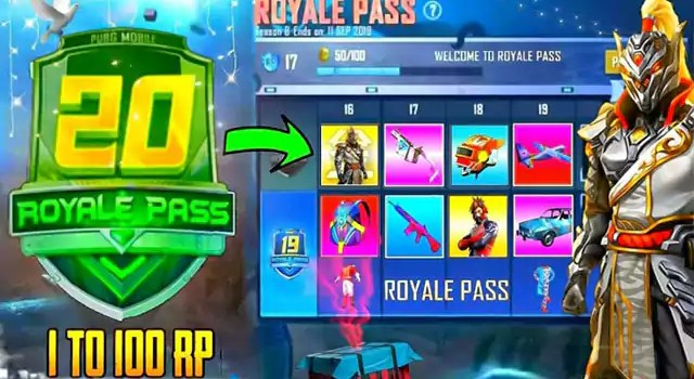 PUBG Mobile Season 20 (SS1) Leaks, Release Date and Royal Pass Rewards