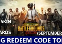 PUBG Redeem Code Today {September 2021} Pubg Redeem Code