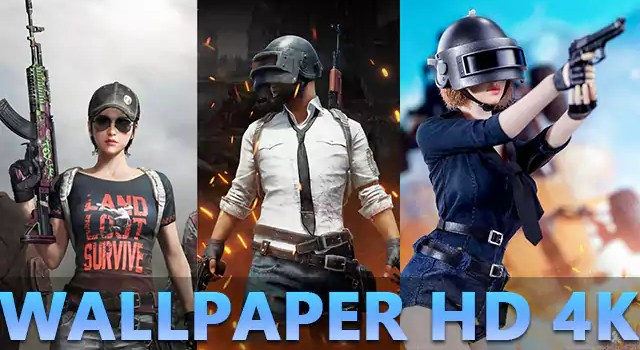 Pubg Wallpaper HD 4K Download Full Screen For Mobile Android & iPhone