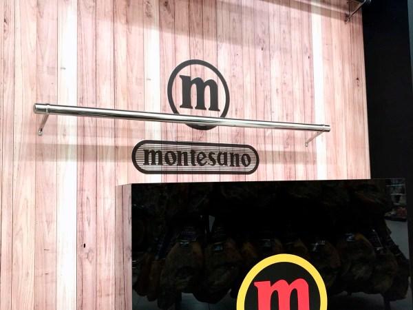 Desarrollo de Corner Expositor para Montesano • Publexcan
