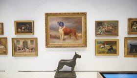 Museum of the Dog Takes Manhattan image