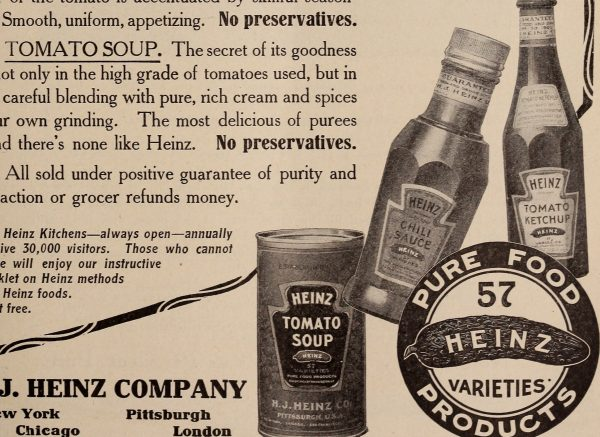 Heinz advertisement