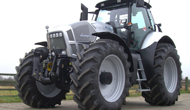 Tracteur Lamborghini Decouvrez La Gamme 2020 Agriconomie