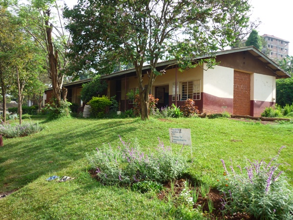 Kampala School for Physically Handicapped (Uganda)