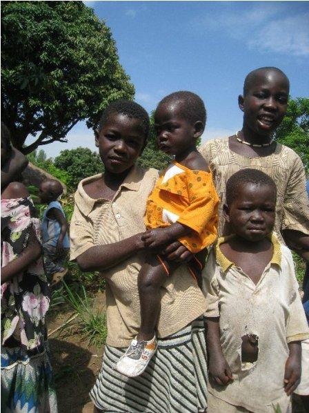 Arua Work Camp (UPA, Uganda)