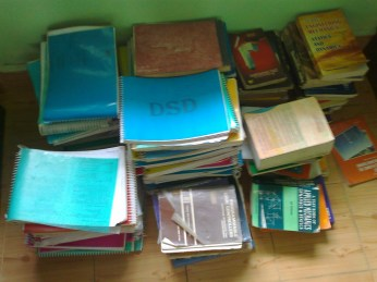 Books to Vishakh Vasu Memorial Book Club by CEC-2012 Batch