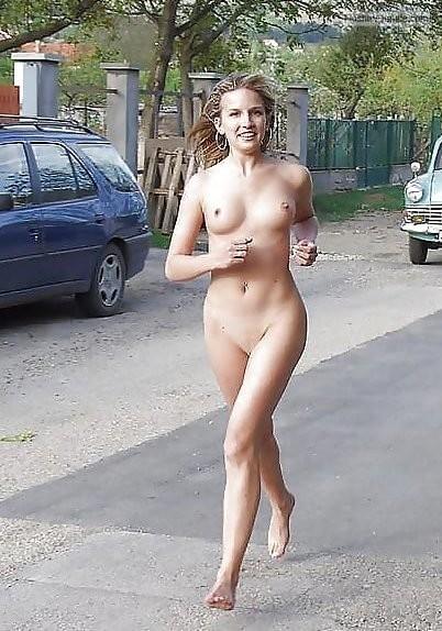 nude jogging tumblr