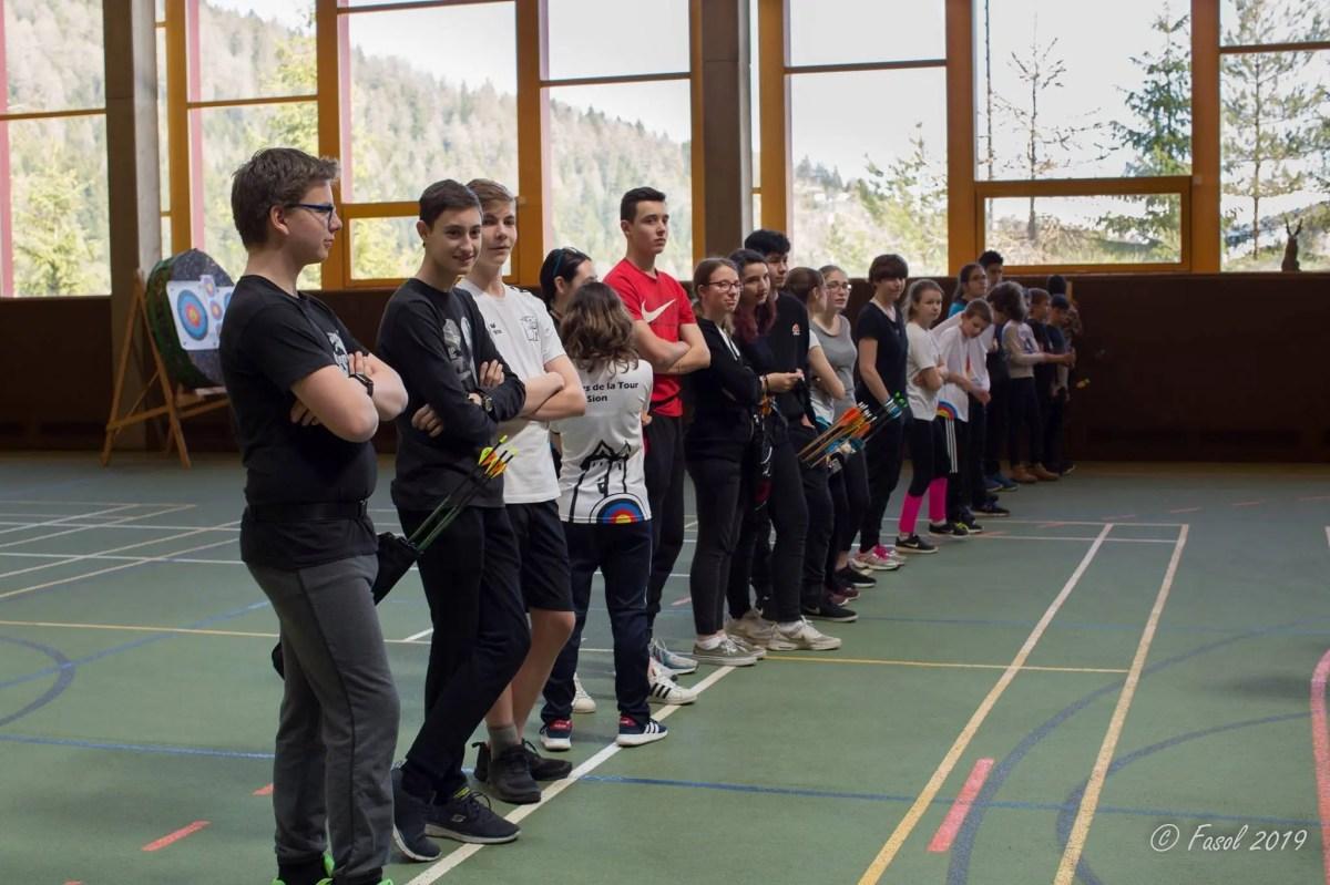 Camps d'entraînement pour les jeunes à Ovronnaz