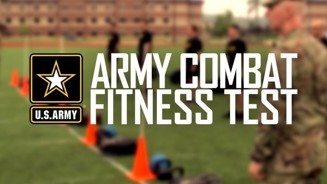 Army Combat Fitness Test set to become new PT test of record in late