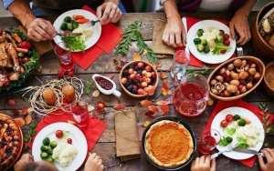 healthy fall dinner
