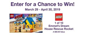 MOMC Emmet's Dream House Sweepstakes