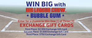 Ford Gum Sweepstakes