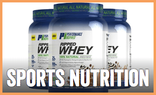 Shop Sports Nutrition Products