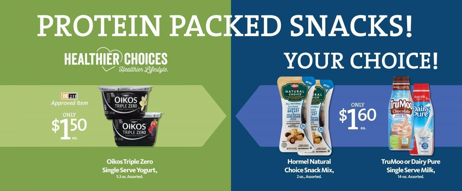 Express - BeFit Protein Snacks