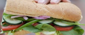 Subway National Eat Your Vegetables Day