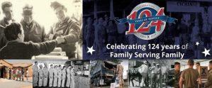124 Years FSF