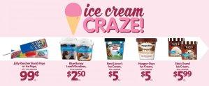 Express - Ice Cream Craze Specials