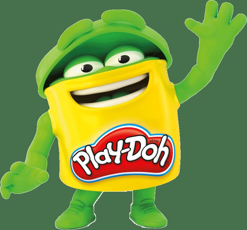Play-doh boy