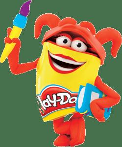 Play-doh girl