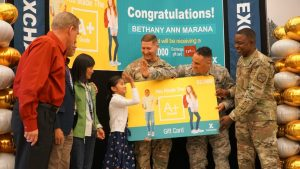 Good Grades Pay Off: Fort Gordon Military Kid Wins Exchange's $2,000 Prize for Academic Excellence