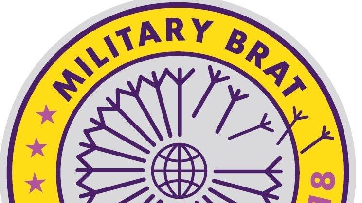 Military Brat - We Serve, Too 2018